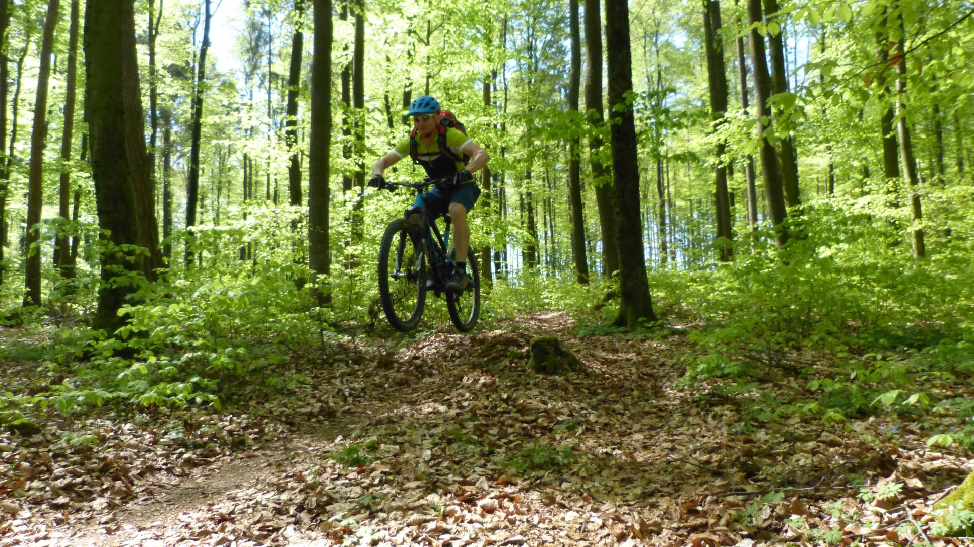Robert, CLARO BIKETOURS, Mountainbike, Trail, Weißenburg